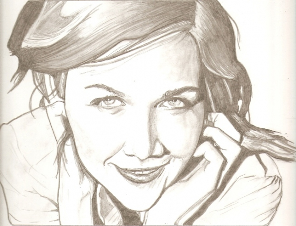 Maggie Gyllenhaal by RobCrandall